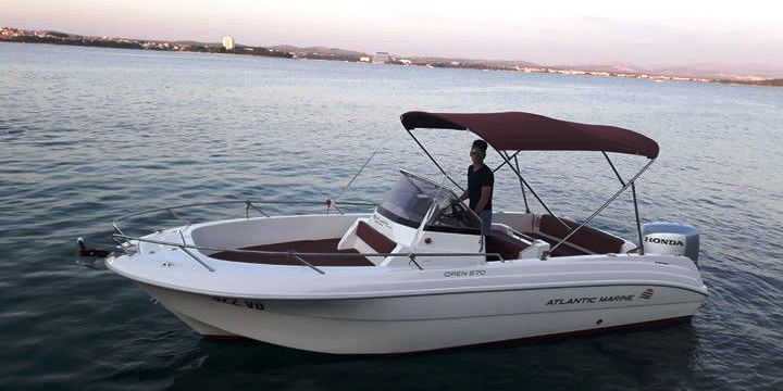 Atlantic 670 open - Rent a boat Tribunj Vodice