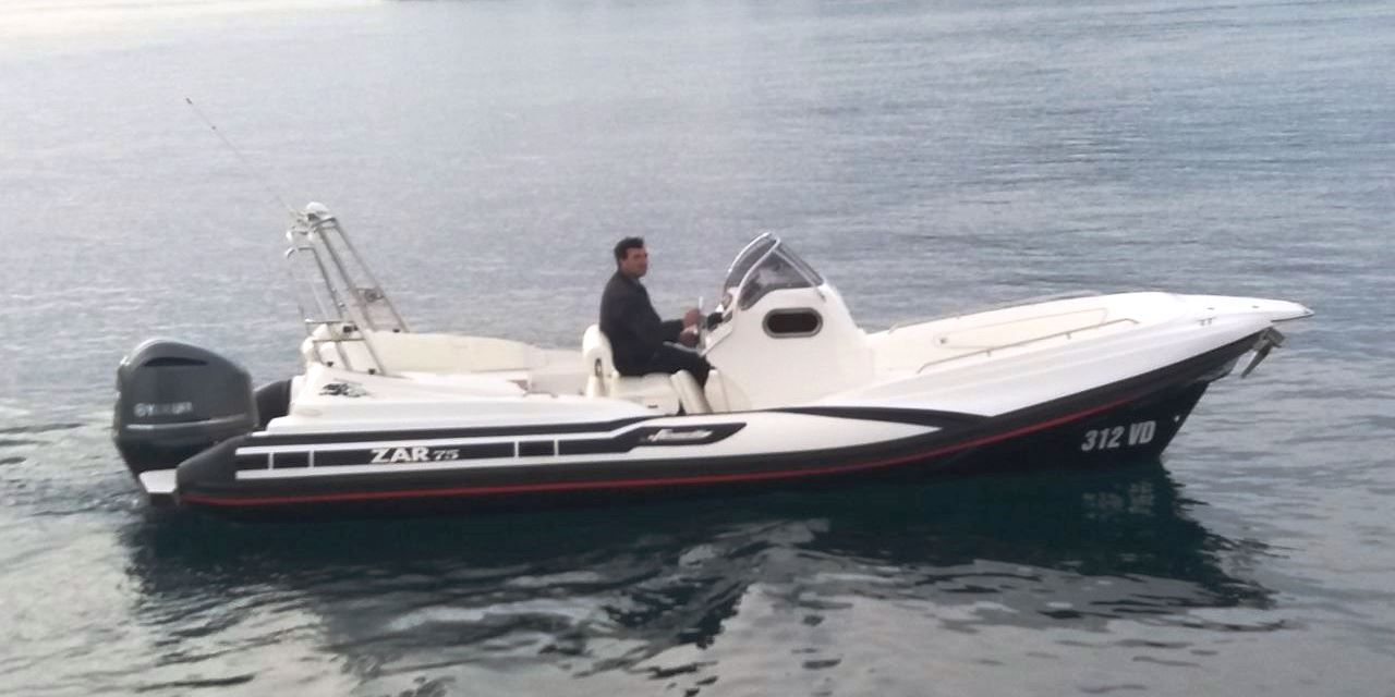 ZAR 75 Plus - Rent a boat Tribunj Vodice